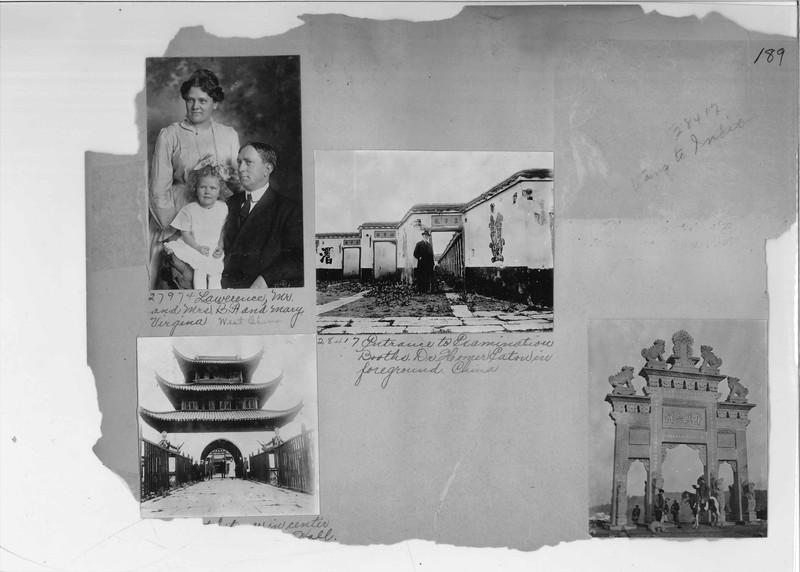 Mission Photograph Album - China #7 page 0189