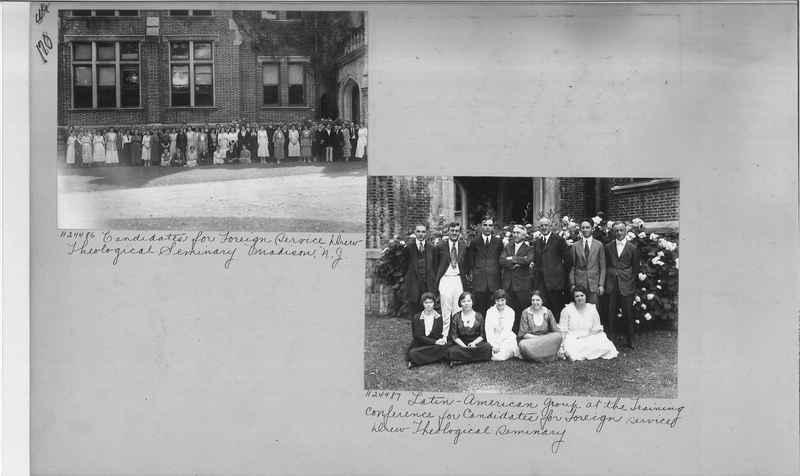 Mission Photograph Album - Education #1 page 0170