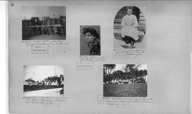 Mission Photograph Album - Cities #4 page 0056