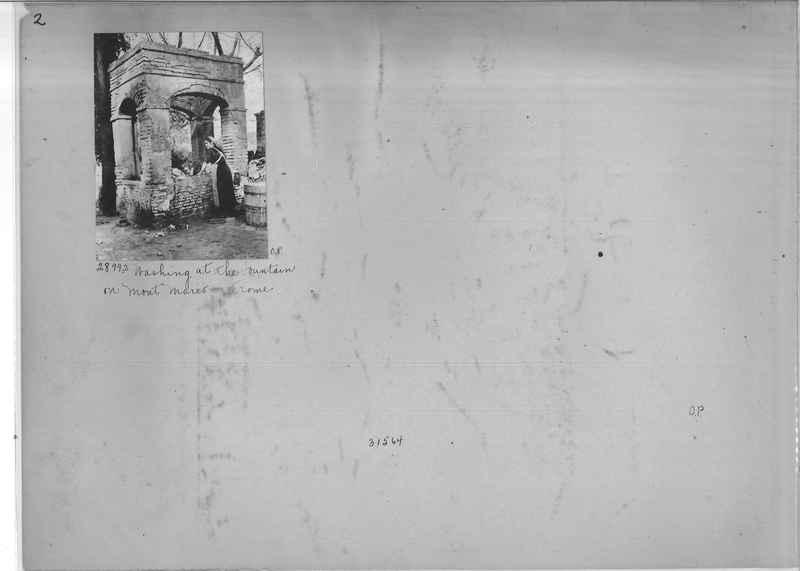 Mission Photograph Album - Miscellaneous - O.P. #01 Page_0002