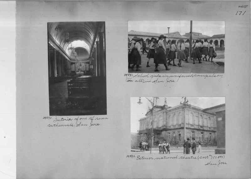 Mission Photograph Album - Panama #02 page 0171