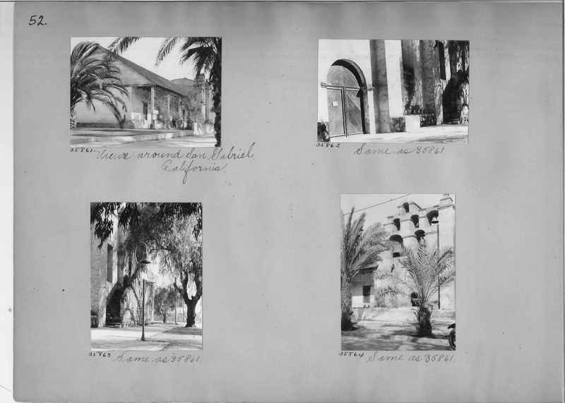 Mission Photograph Album - America #3 page 0052