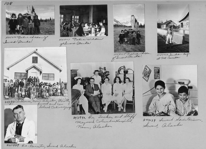 Mission Photograph Album - Alaska #1 page 0108