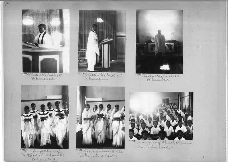 Mission Photograph Album - India #13 Page 0106