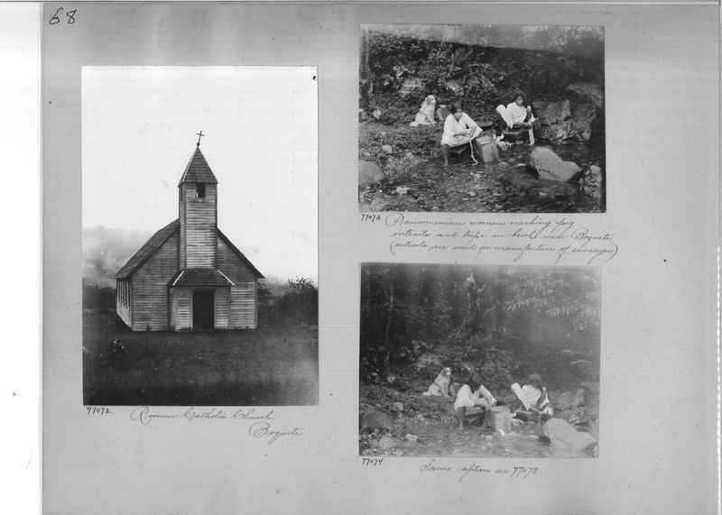 Mission Photograph Album - Panama #03 page 0068