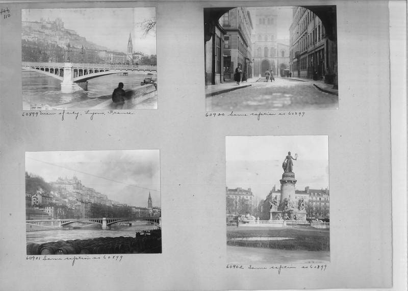 Mission Photograph Album - Europe #03 Page 0110