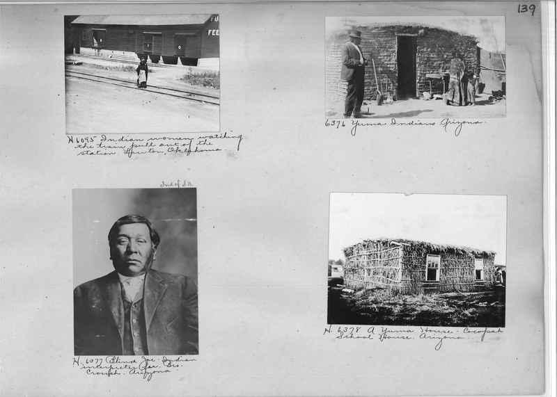 Mission Photograph Albums - Indians #1 page 0139