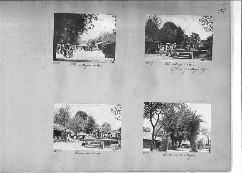 Mission Photograph Album - India #09 Page 0121