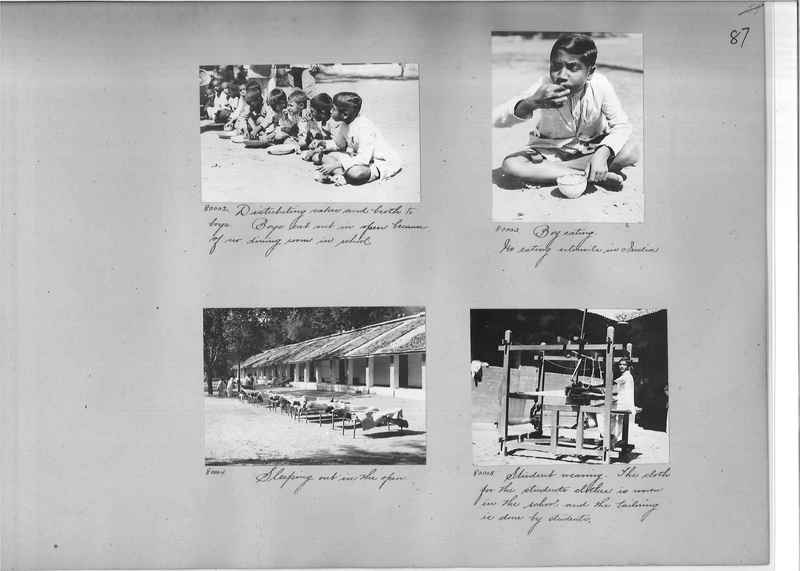 Mission Photograph Album - India #09 Page 0087