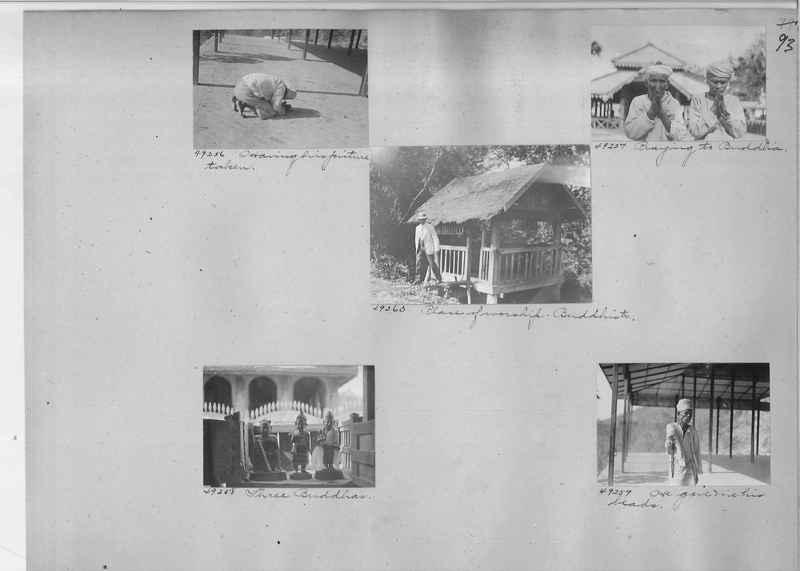 Mission Photograph Album - Burma #1 page 0093