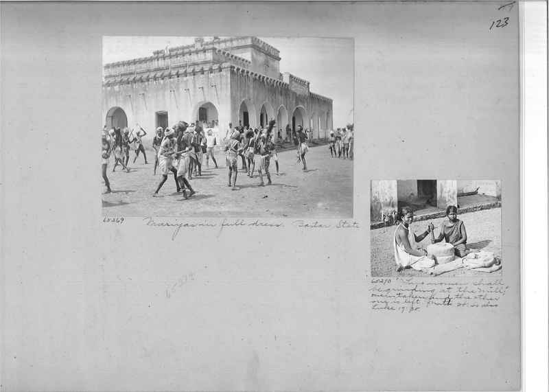 Mission Photograph Album - India #08 Page 0123