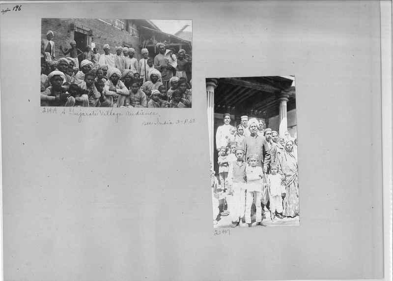 Mission Photograph Album - India - O.P. #01 Page 0196