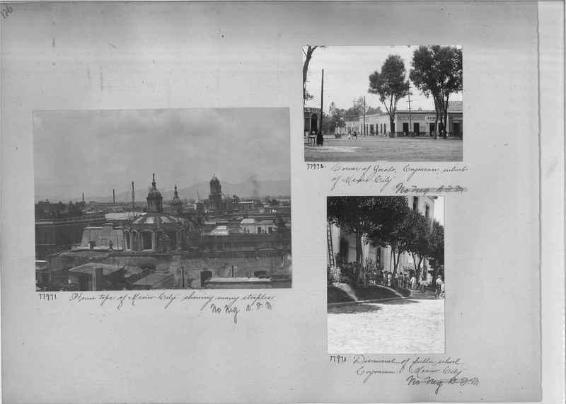 Mission Photograph Album - Mexico #05 page 0126