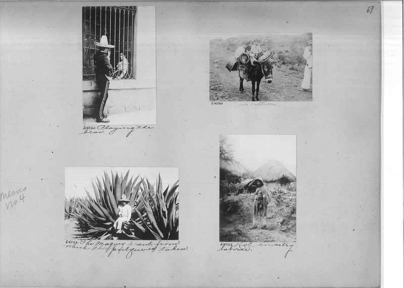 Mission Photograph Album - Mexico #04 page 0069