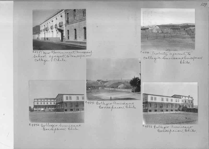 Misson Photograph Album - South America #8 page 0139