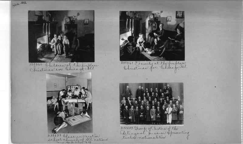 Mission Photograph Album - Religious Education #1 page 0122