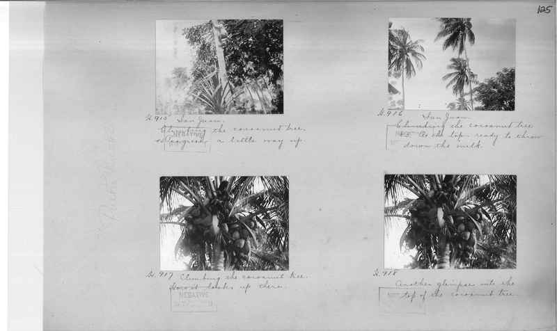 Mission Photograph Album - Puerto Rico #2 page 0125