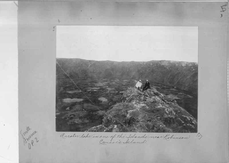 Mission Photograph Album - South America O.P. #2 page 0003
