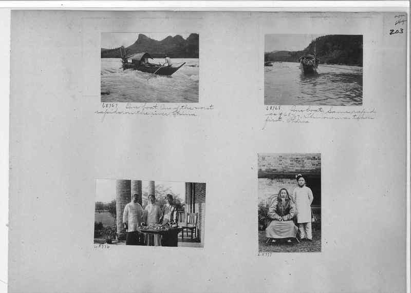 Mission Photograph Album - China #9 page 0203
