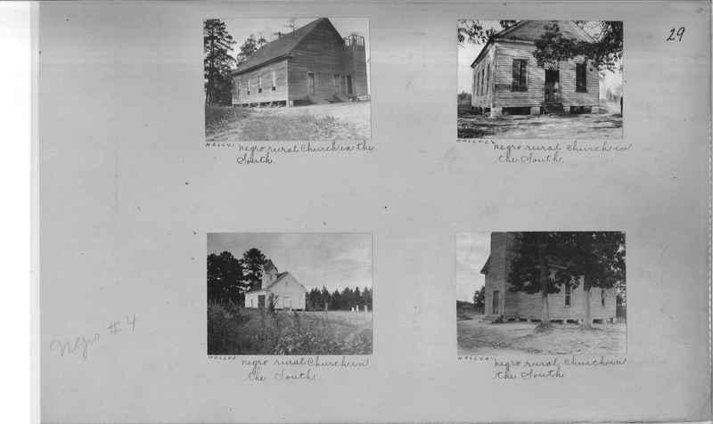 Mission Photograph Album - Negro #4 page 0029