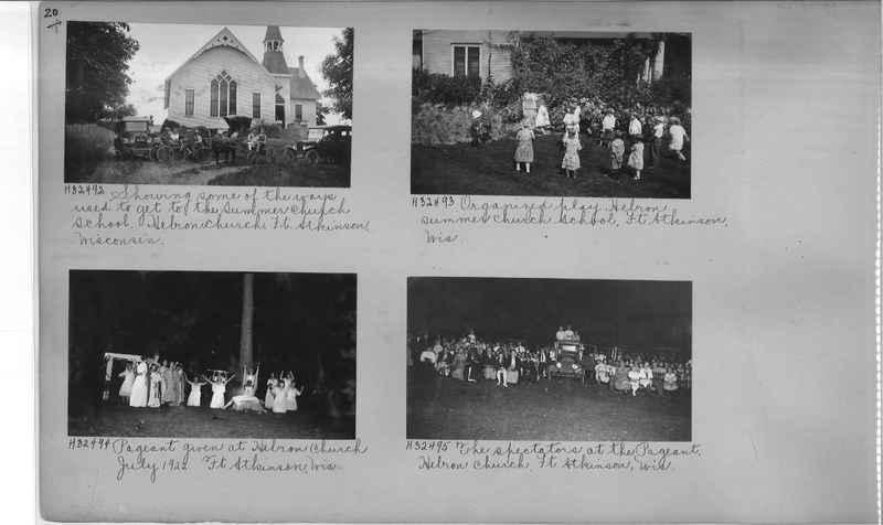 Mission Photograph Album - Religious Education #1 page 0020
