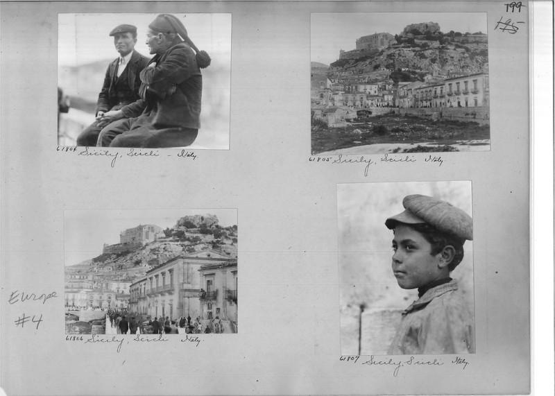 Mission Photograph Album - Europe #04 Page 0199