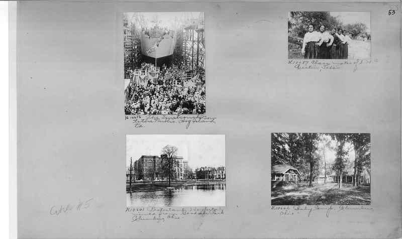 Mission Photograph Album - Cities #5 page 0053