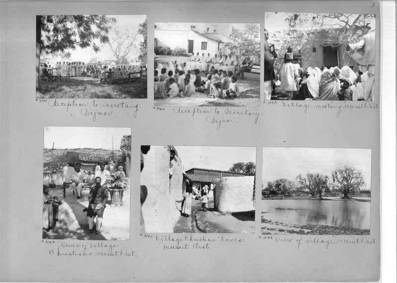 Mission Photograph Album - India #13 Page 0001