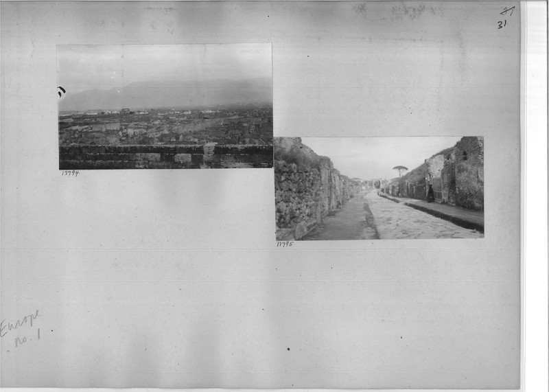 Mission Photograph Album - Europe #01 Page 0031