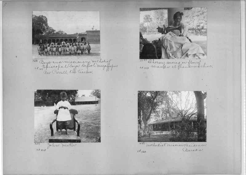 Mission Photograph Album - India #01 page 0106
