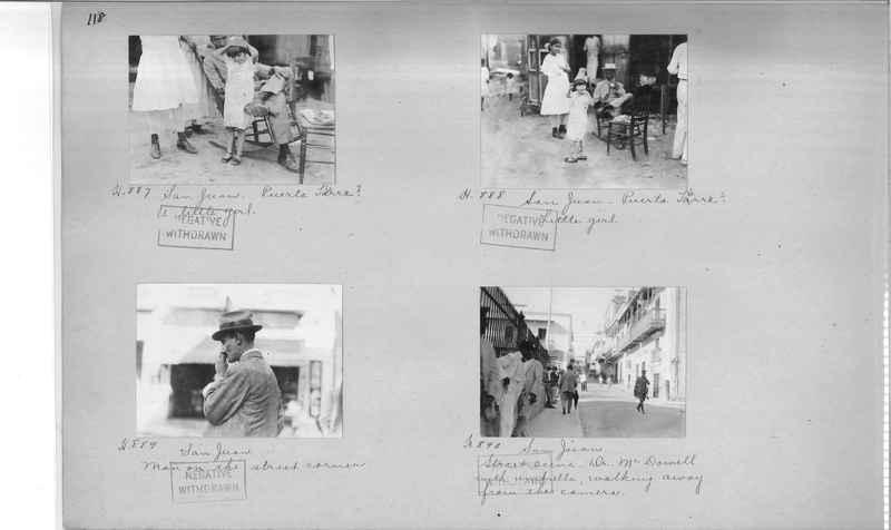 Mission Photograph Album - Puerto Rico #2 page 0118