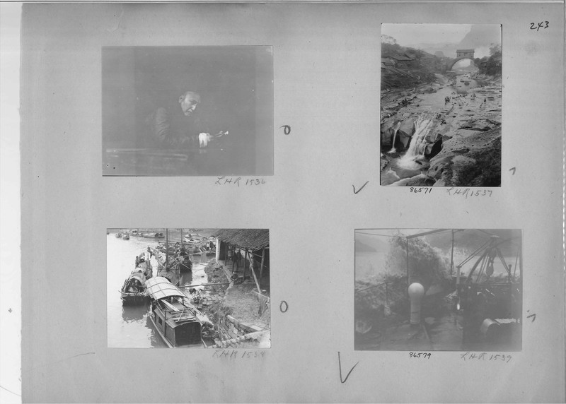 Mission Photograph Album - China #19 page 0243