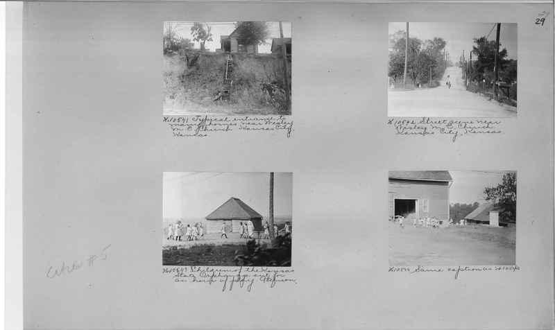 Mission Photograph Album - Cities #5 page 0029