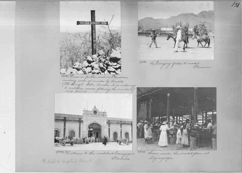 Mission Photograph Album - Panama #03 page 0151