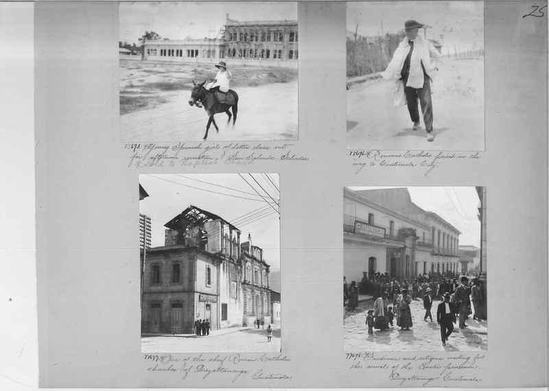 Mission Photograph Album - Panama #04 page 0025