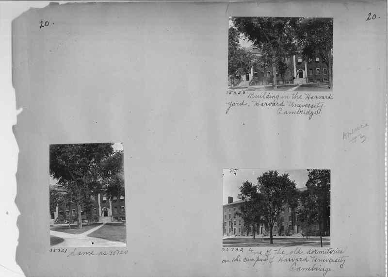 Mission Photograph Album - America #3 page 0020