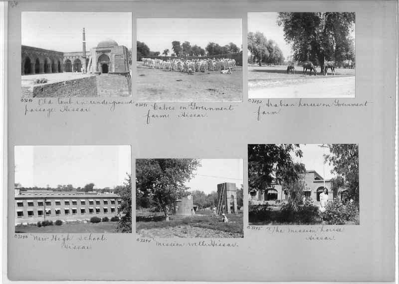 Mission Photograph Album - India #13 Page 0026