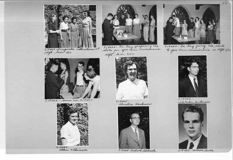 Mission Photograph Album - Portraits #08 Page 0053