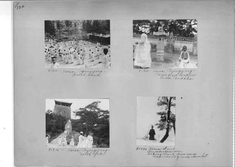 Mission Photograph Album - Korea #5 page 0120