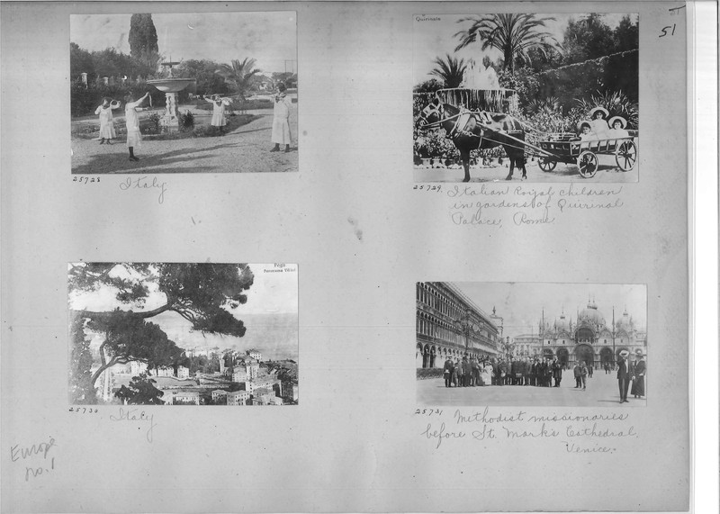 Mission Photograph Album - Europe #01 Page 0051