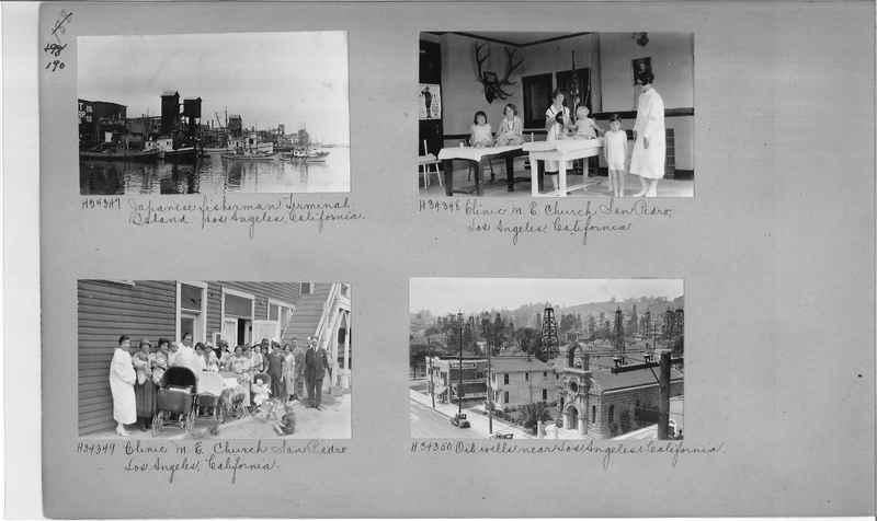 Mission Photograph Album - Cities #15 page 0190