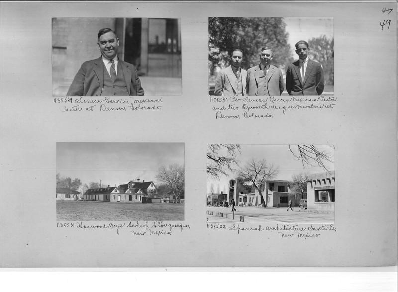 Mission Photograph Album - Latin America #2 page 0049