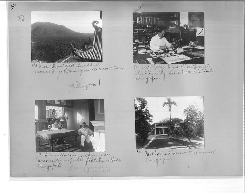 Mission Photograph Album - Malaysia #1 page 0032