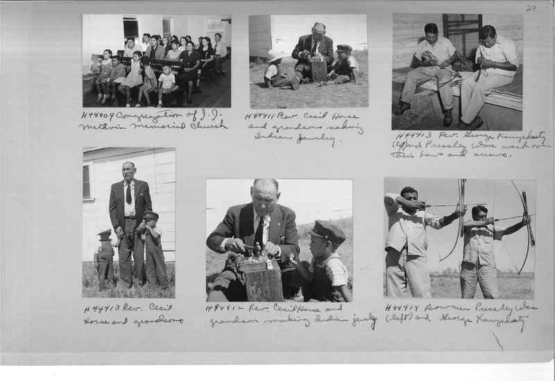 Mission Photograph Albums - Indians #3 Page_0029