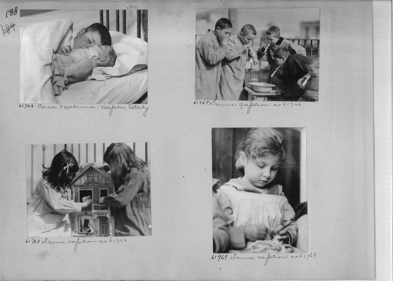 Mission Photograph Album - Europe #04 Page 0188