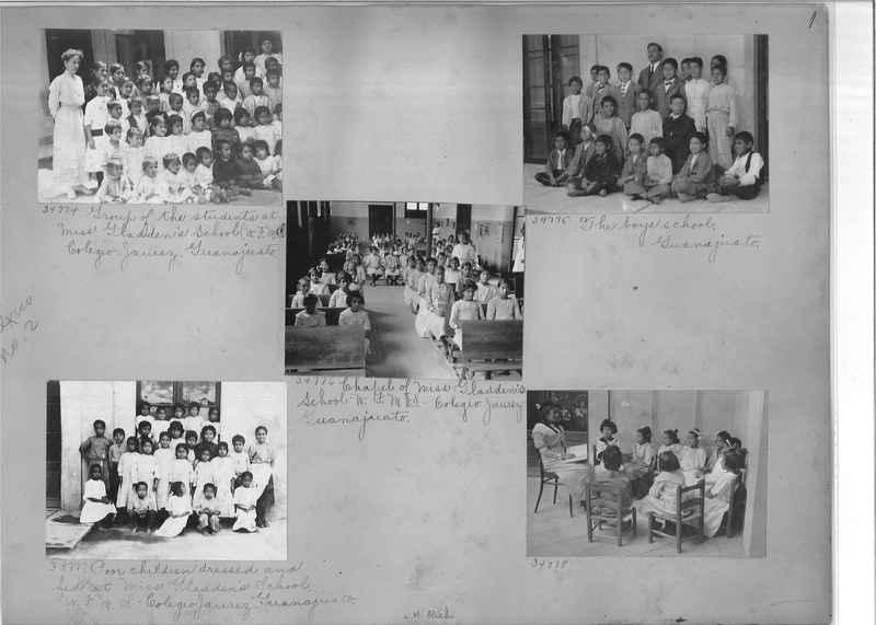 Mission Photograph Album - Mexico #02 Page_0001