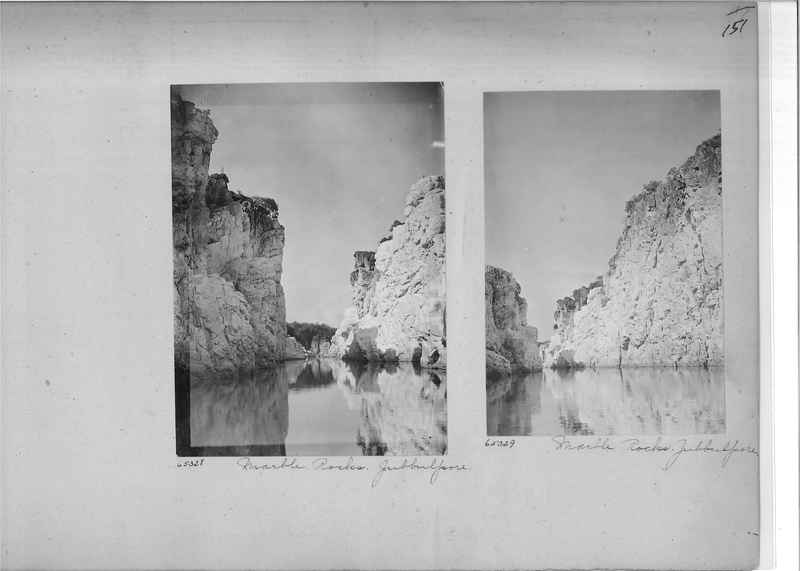 Mission Photograph Album - India #08 Page 0151