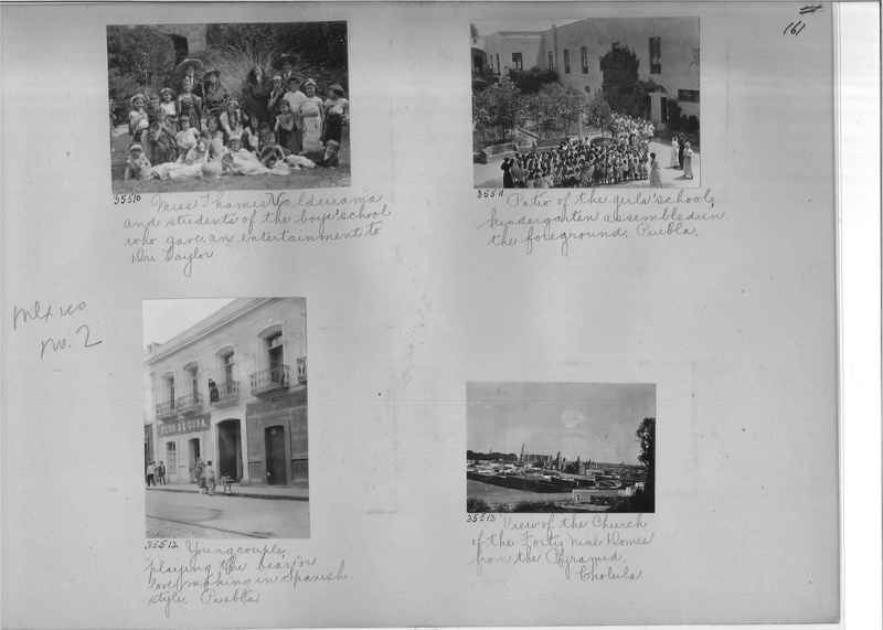 Mission Photograph Album - Mexico #02 Page_0161