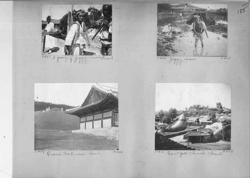 Mission Photograph Album - Korea #1 page 0185