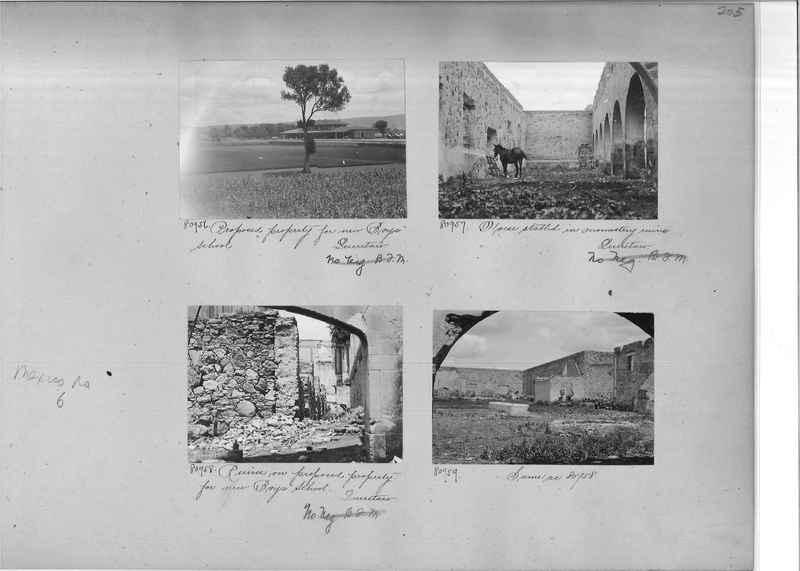 Mission Photograph Album - Mexico #06 page 0205